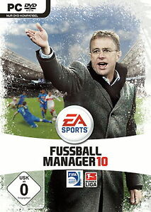 Fußball Manager 10 (PC, 2009, DVD-Box)