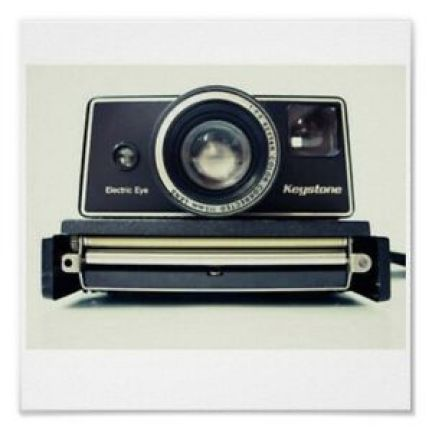 Vintage Film Camera vs. Vintage Polaroid Cameras