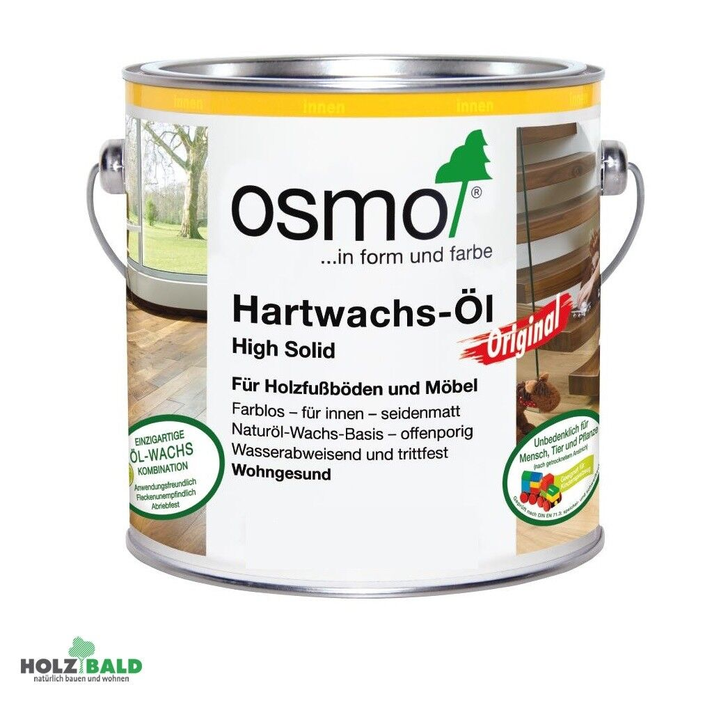 Osmo Hartwachs Öl