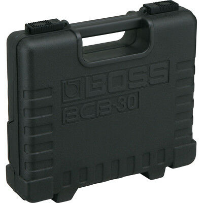 BOSS BCB-30 Pedal Case for 3 Pedals