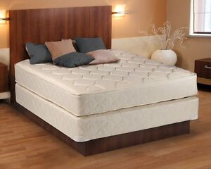 Comfort Classic Gentle Firm Full Size Mattress Box Set By Dream Solutions Usa