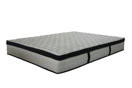 New Queen Mattress Latex Pocket Springs King Single
