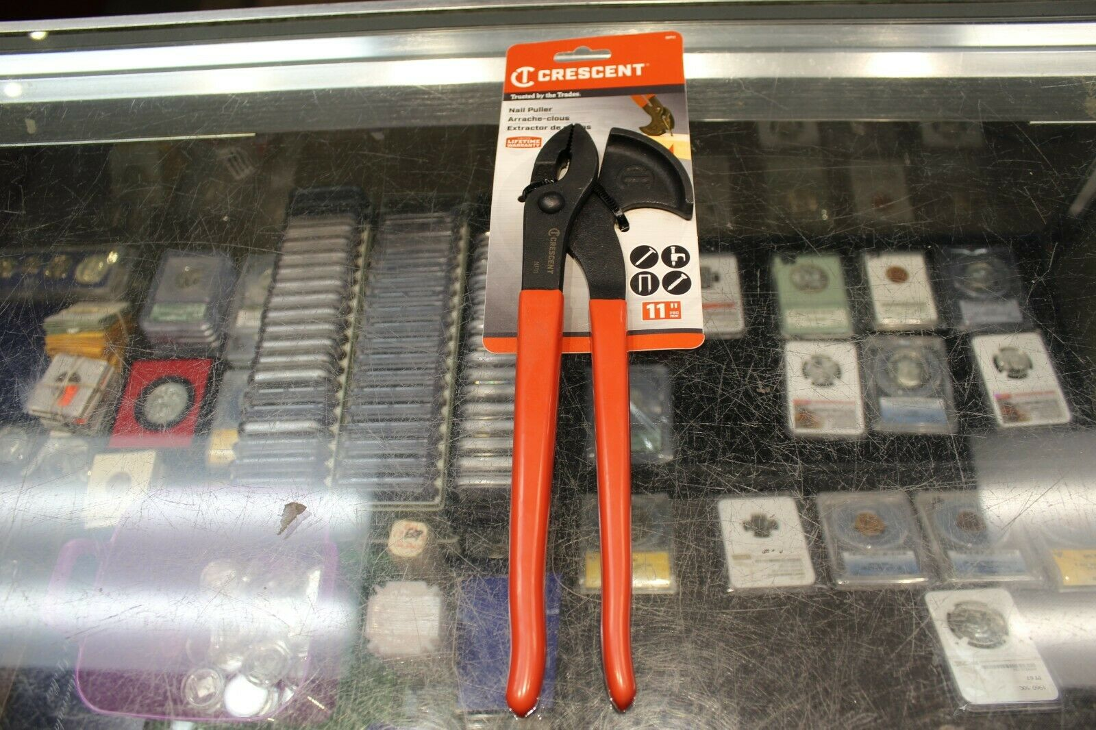 Crescent Tongue And Groove Pliers