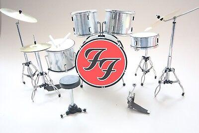 RGM380 Foo Fighters Miniatur Schlagzeug Set