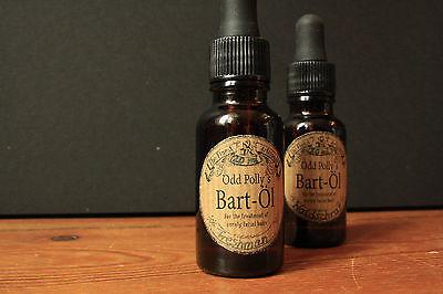 Odd Polly's Bart-Öl 20 ml, ZEDER-LIMETTE, Bartpflege, Bartöl