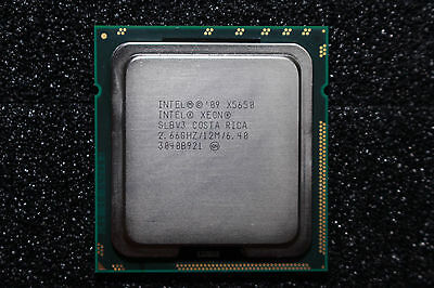 Intel Xeon X5650 SLBV3 2,66 GHz/12M/6.40 Six-Core Prozessor