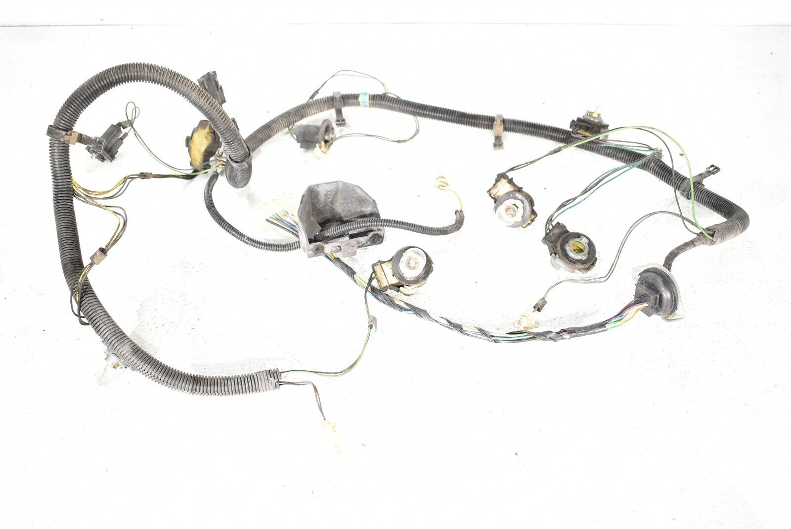 Corvette C4 Rear Bumper Wiring Harness Tail Light