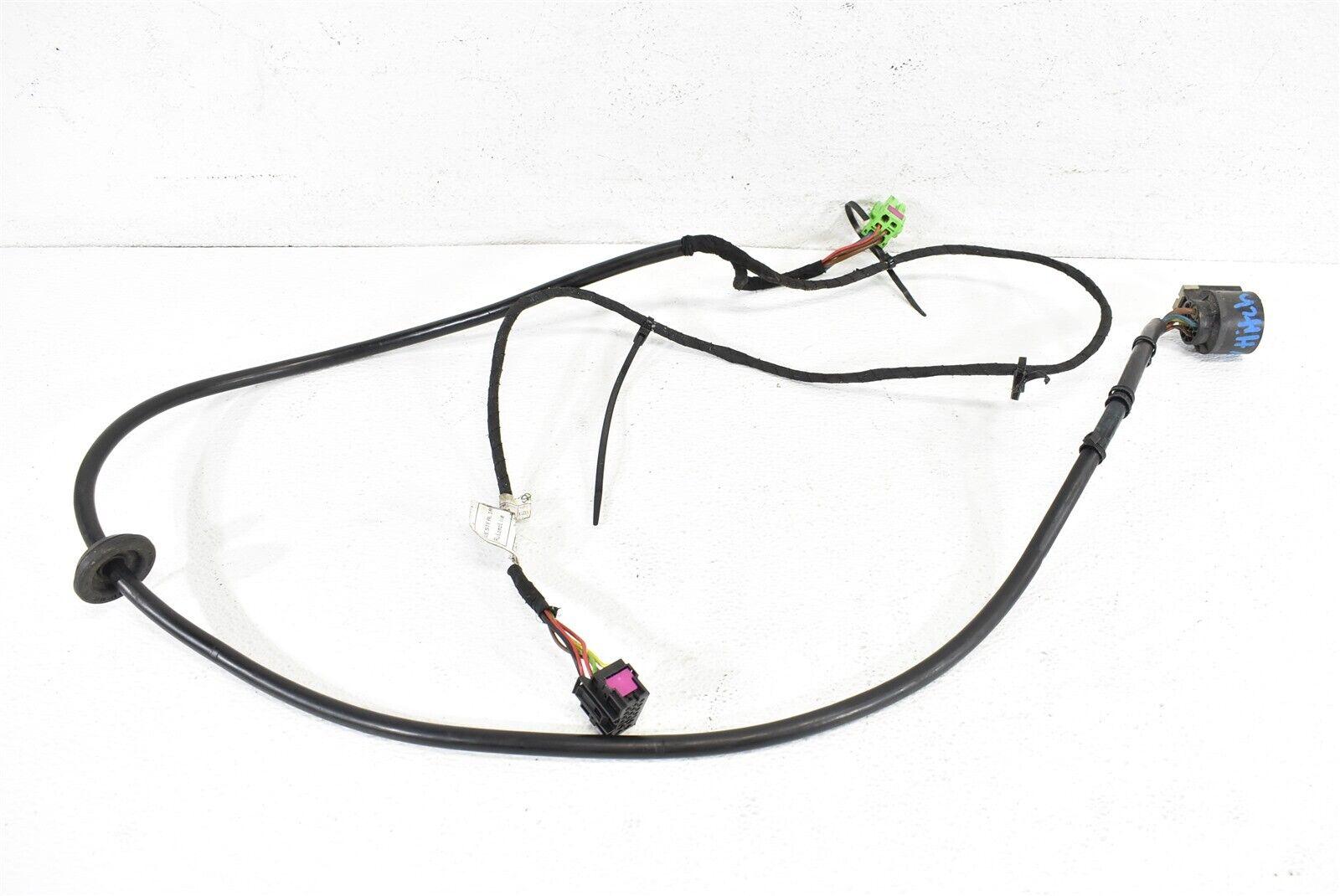 Porsche Cayenne Towing Tow Hitch Wiring Harness