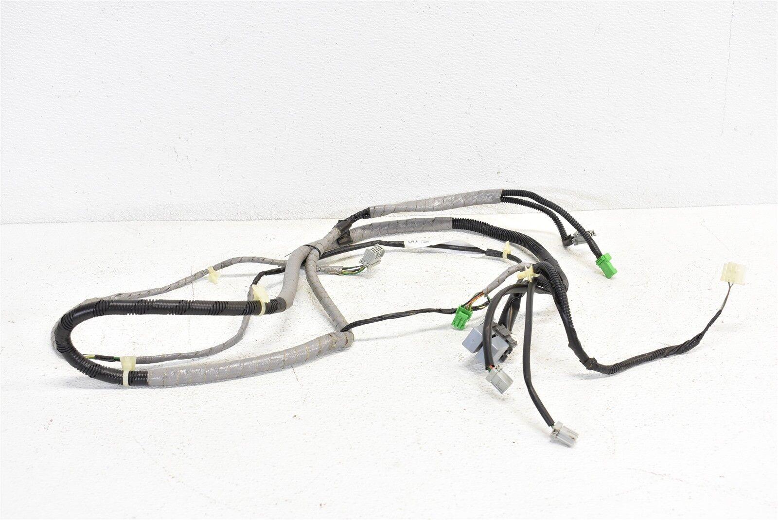Honda Civic Wiring Harnes
