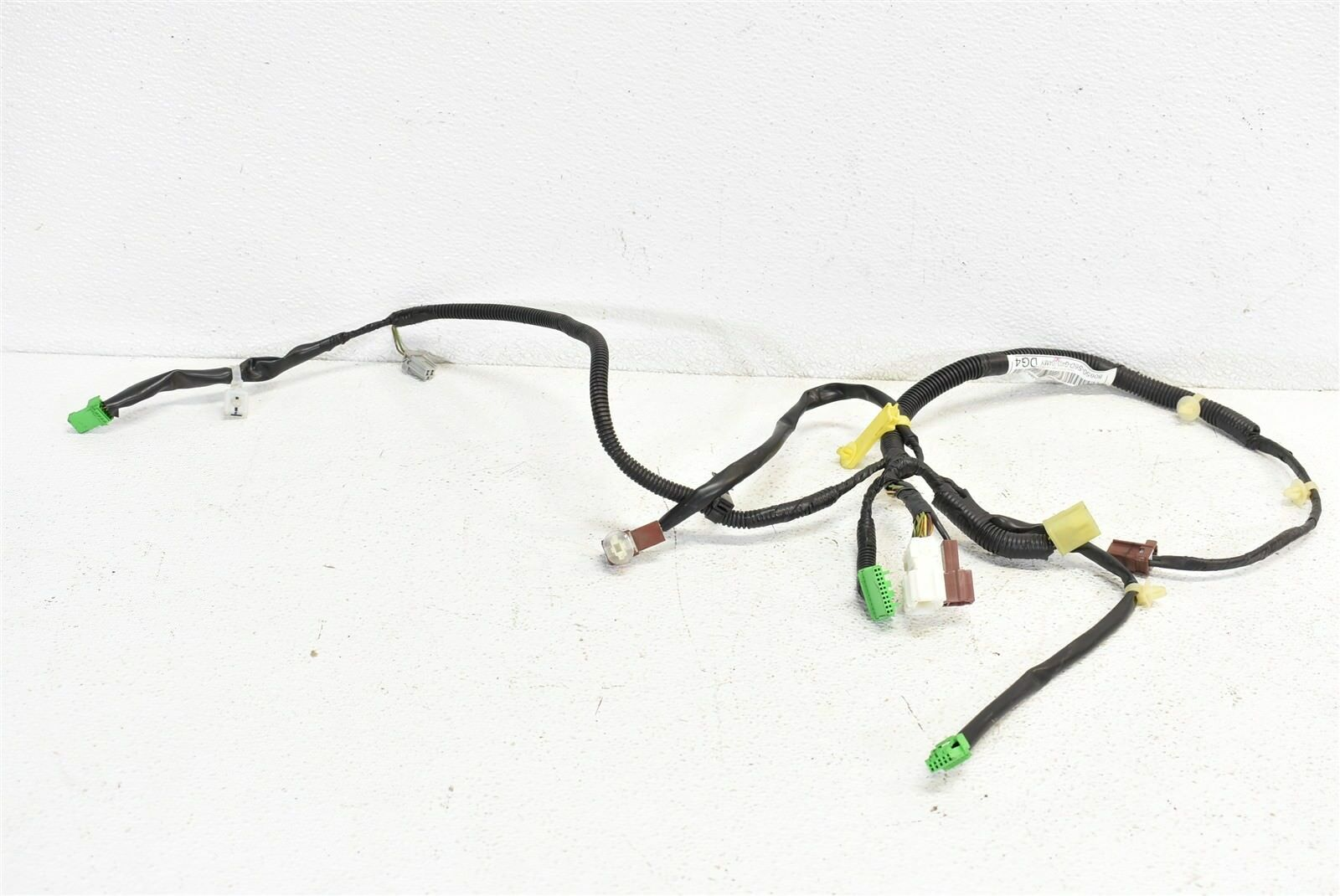 Honda Civic Si Harness Wiring Wires S6d