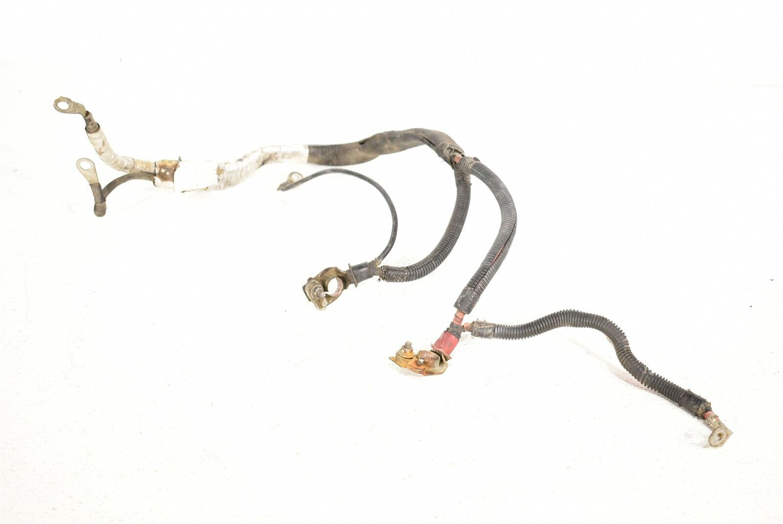 05 07 Corvette C6 Battery Cables Wiring Harness Ls2 Aa