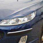 Headlight Lids Brows Eyebrows Eyelids Peugeot 407 4 Door Saloon Ebay
