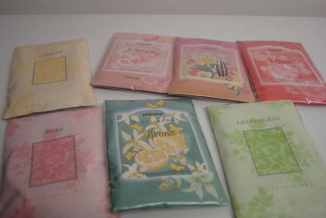 Duft-Sachets  XXL Duftkissen  Duftsäckchen   verschiedene Duftrichtungen Pajoma