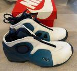 Nike Air Flightposite 2 Bball Shoes Olympic Foamposite Men's Size 6 CD7399-100