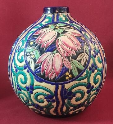 vases art deco ceramic vatican