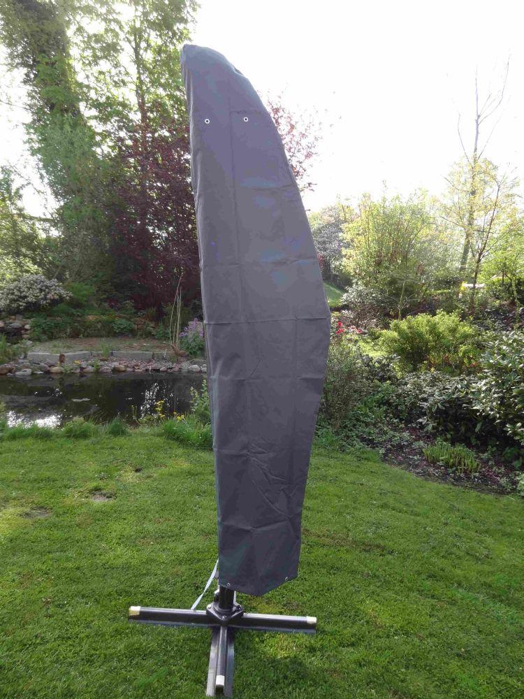 Ampelschirm-Schutzhülle Abdeckung Plane Schutzhaube Hülle für Sonnenschirm
