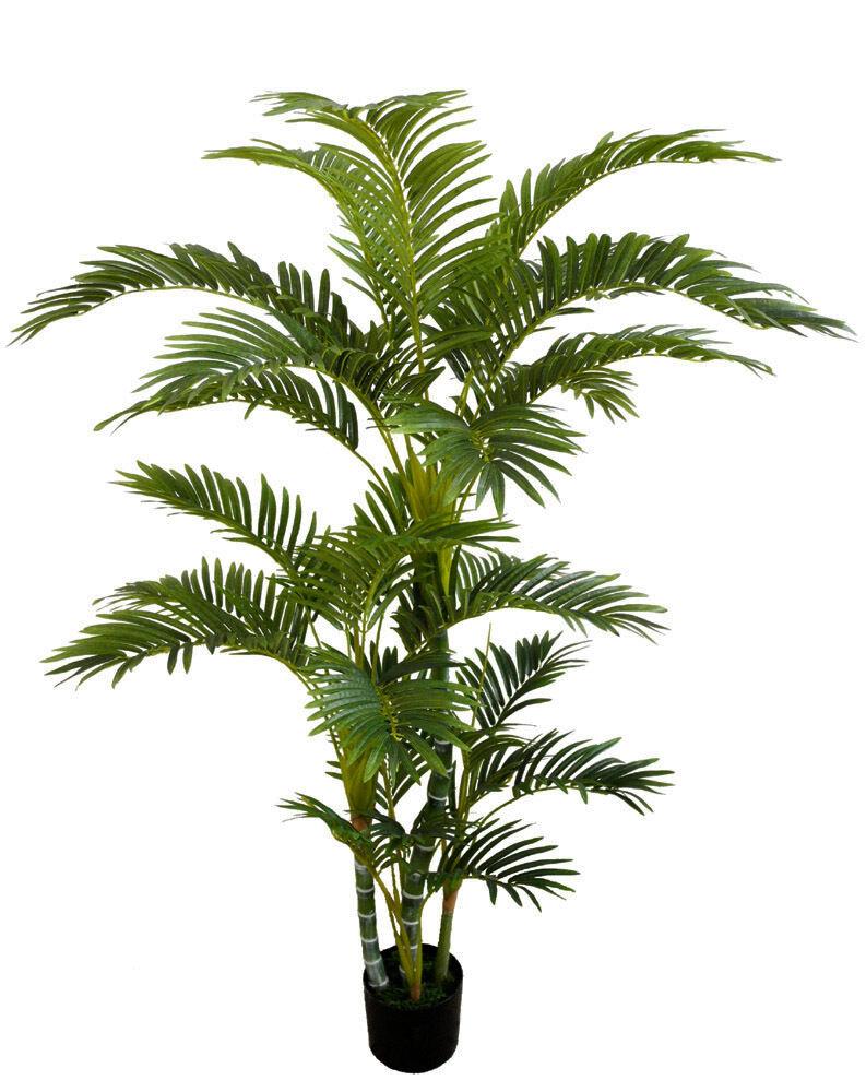 Arekapalme Deluxe 160cm DA Kunstpalmen künstliche Palmen Arecapalme Areca Areka