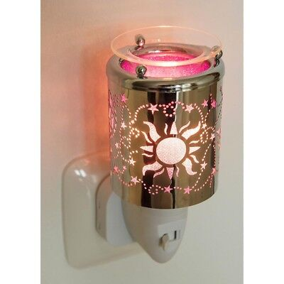 Elektrisches Nachtlicht, Duftlampe SUN, SONNE, H 10.5cm, Ø 6cm, Pajoma