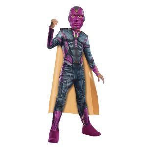 Boys Avengers Vision Halloween Costume