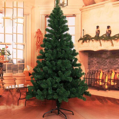 120cm/150cm/180cm Künstlicher Weihnachtsbaum Tannenbaum Kunstbaum Christbaum PVC