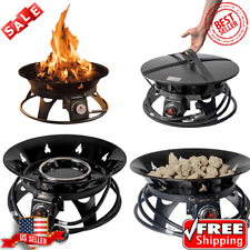 OUTLAND Firebowl Cypress Outdoor Firepit Carry Kit ... on Outland Living Cypress Fire Pit id=83249