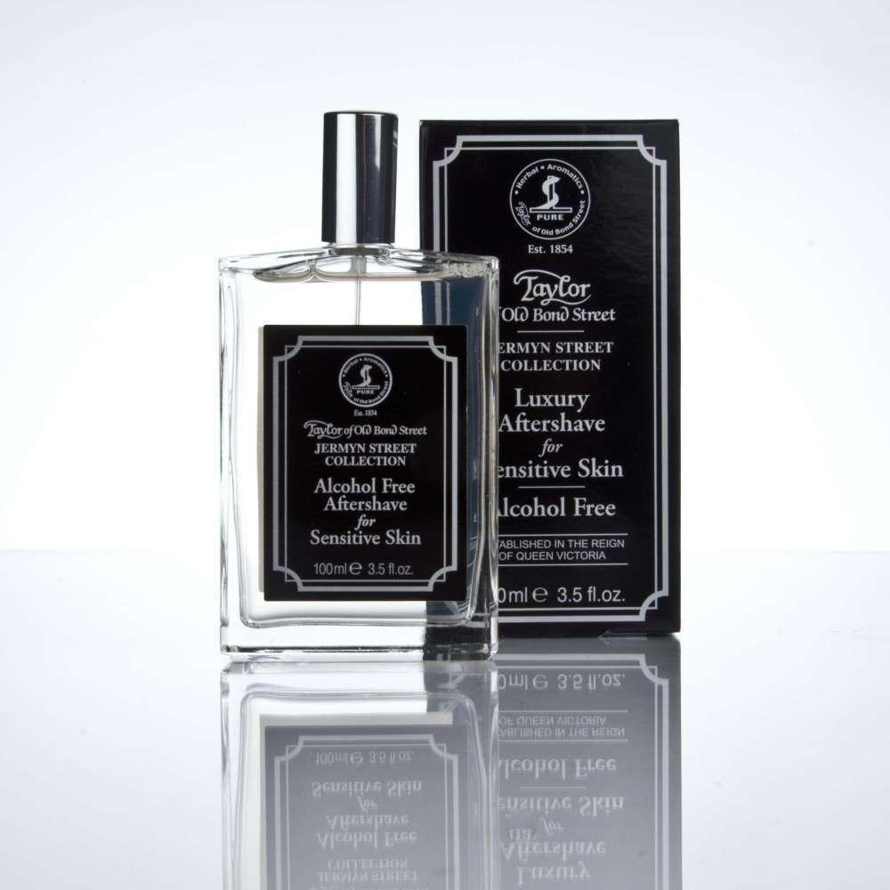 Taylor Of Old Bond Street Luxury Jermyn Street Aftershave 100 ml sensitive skin