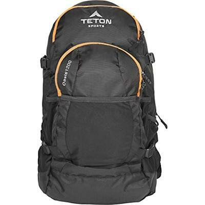 Hydration Packs TETON Sports Oasis 1200 3-Liter Backpack Day Perfect For Hiking,