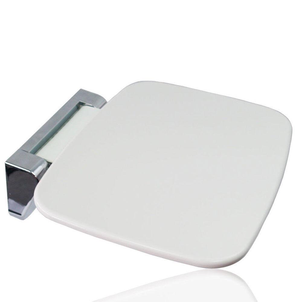 Duschsitz klappbar - Duschklappsitz - Klappbarer Duschhocker - Duschstuhl -150KG