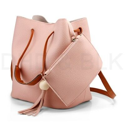 New Women Bags Purse Shoulder Handbag Tote Messenger Hobo Satchel Bag Cross Body 11