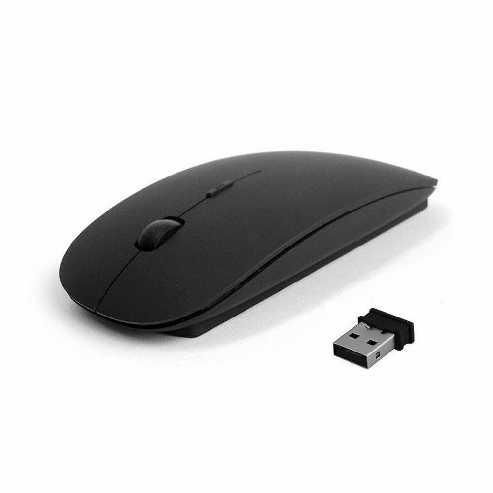 Wireless Maus USB Optisch Funkmaus Kabellos Laptop PC Computer Maus Mouse 2.4GHz