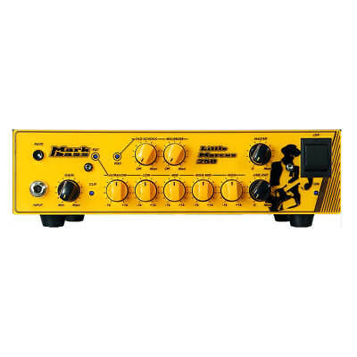 Markbass Little Marcus 250 Bass Amp Head