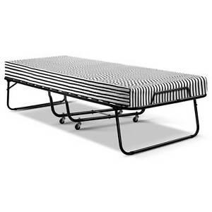 Folding Bed With Foam Mattress