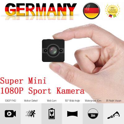 SQ12 HD 1080P Mini Sport Action Video Kamera DV Camcorder Wasserdicht Nachtsicht