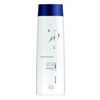 (55,96€/L) Wella SP Expert Kit Silver Blond Shampoo Silbershampoo kühles Blond