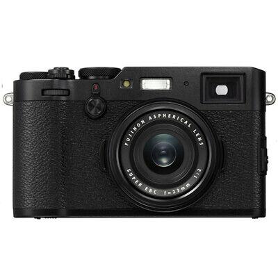 FUJIFILM X100F 24.3MP APS-C Digital Camera (BLACK)