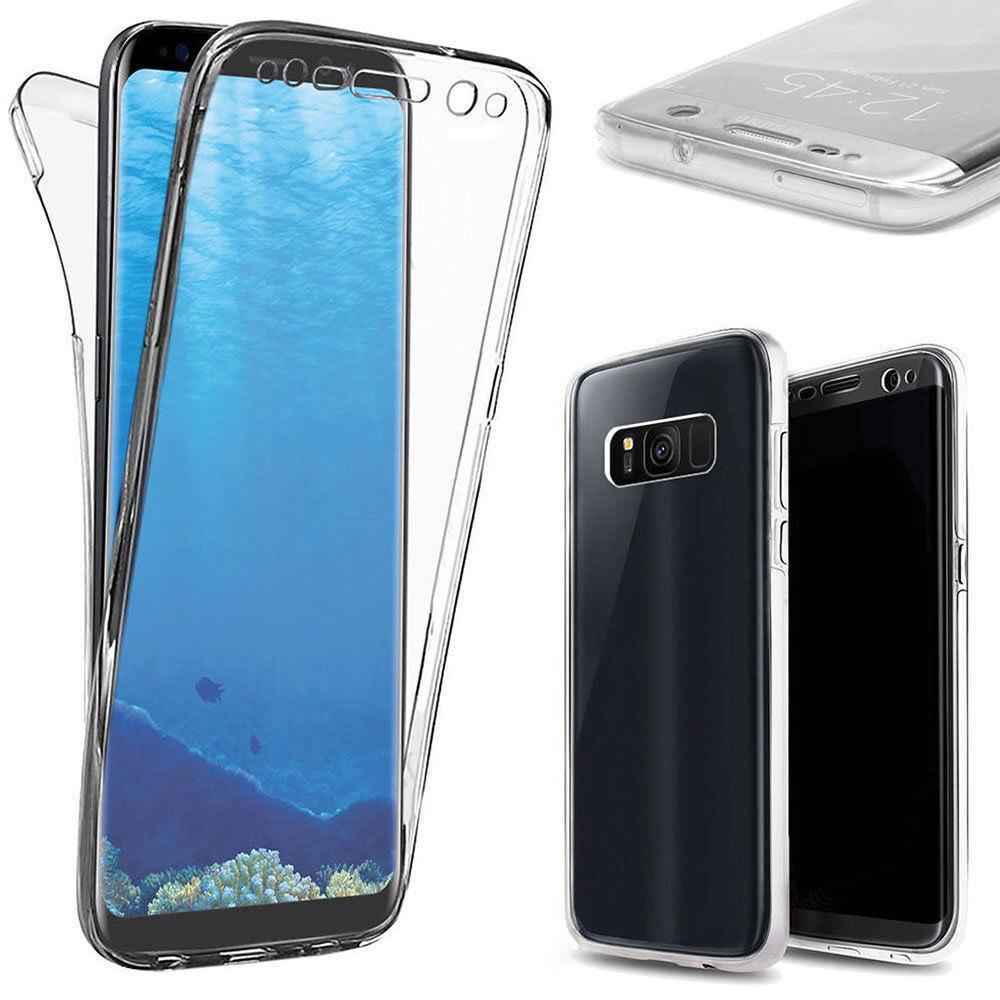 Apple iPhone 6s / 6S PLUS 360 GRAD FULL BODY Silikon Hülle Handy Case Tasche