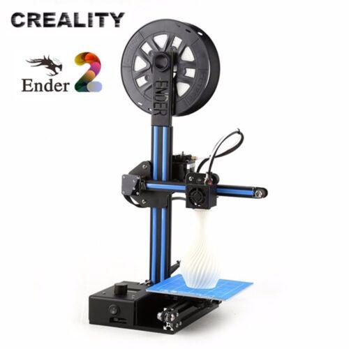 CREALITY 3D Ender2 Metal frame machine Reprap prusa i3 3d printer 3d drucker DHL