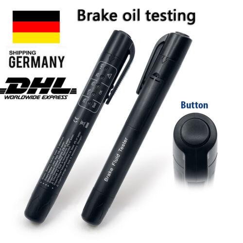 Bremsflüssigkeitstester Wasseranteilmesser KFZ DOT3 DOT4 DOT5 Prüfen/Testen DHL