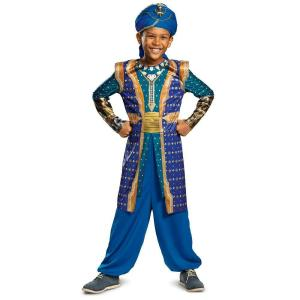 Disney Aladdin - Genie Child Costume - 2019 Movie