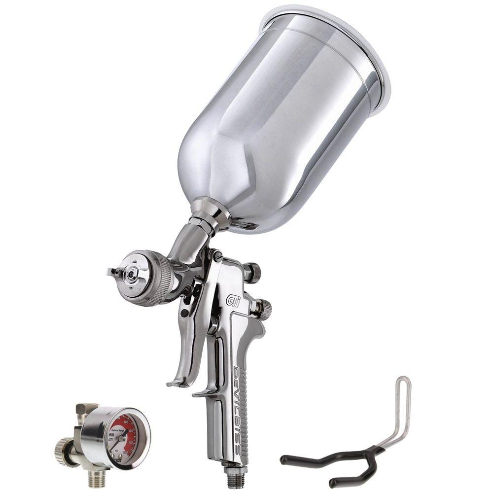 Devilbiss Gti-620g Millennium Hvlp Auto Paint Spray Gun ...