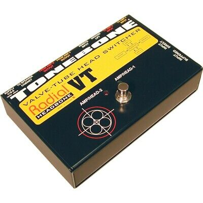 Radial Engineering Headbone VT Guitar Amp Head Switcher