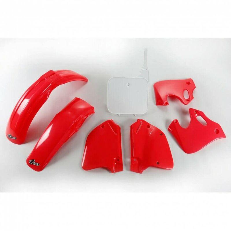 kit plastiche carene Ufo Honda Cr 125 1993 - 1994 Cr 250 1992 - 1994 HOKIT096999
