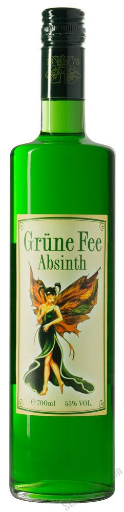 42,84€/l Grüne Fee Absinth 55% 0,7 Liter