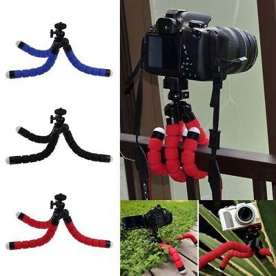 Mini Portable Flexible Stativ Octopus Stand Gorilla Pod für iPhone Kamera/DV