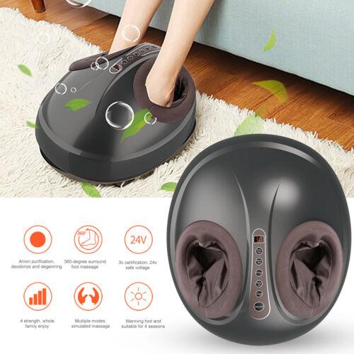 Elektrisch Fußmassagegerät Shiatsu Fussmassage mit Rollen 3 Modell CE FCC ROHS