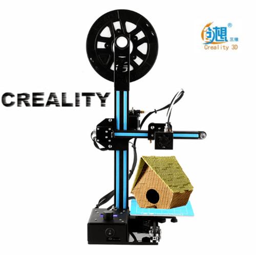 CREALITY Ender2 3d drucker Pulley Version Linear Guide DIY Kit Cheap 3D Printers