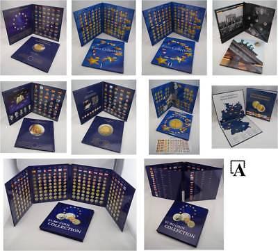 Leuchtturm Münzalbum Euro Album Presso mehrere Varianten zum Auswählen ANSEHEN!