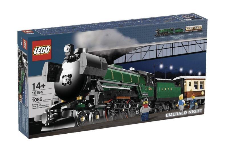 Lego Electric Train EBay