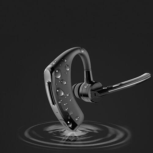 Bluetooth Headset V4.0 Stereo Kopfhörer Kabellos Freisprech Ohrhörer Schwarz DHL