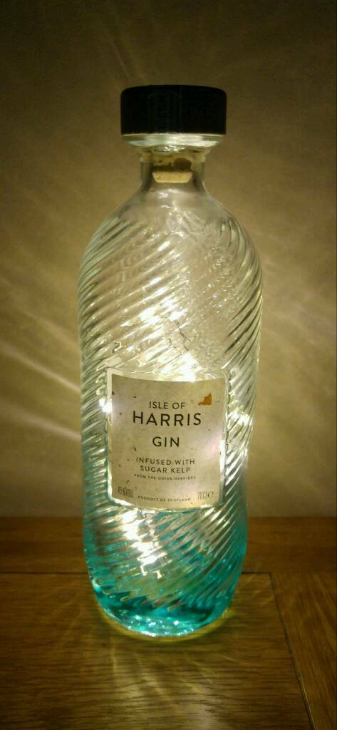 Harris Gin Bottle Light In Nairn Highland Gumtree